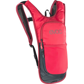 EVOC CC Sac à dos Lite Performance 2l + 2l réservoir d'hydratation, red